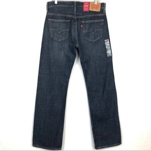LEVI'S NWT 569 Loose Straight Jean 32 (true size)